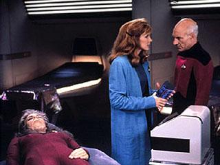 Star Trek: TNG 6x03 El Mediador