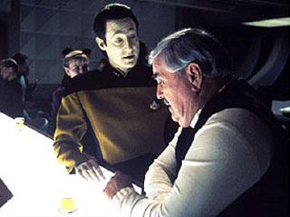 Star Trek: TNG 6x04 Reliquias