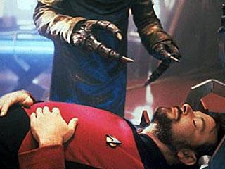 Star Trek: TNG 6x05 Cismas