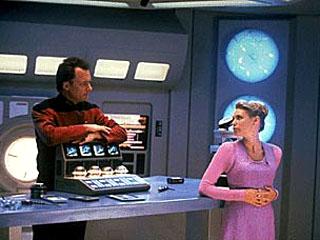 Star Trek: TNG 6x06 Una Q Verdadera