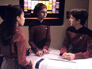 Star Trek: TNG 6x07 Pícaros